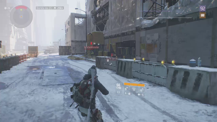 willand2016 playing Tom Clancy's The Division